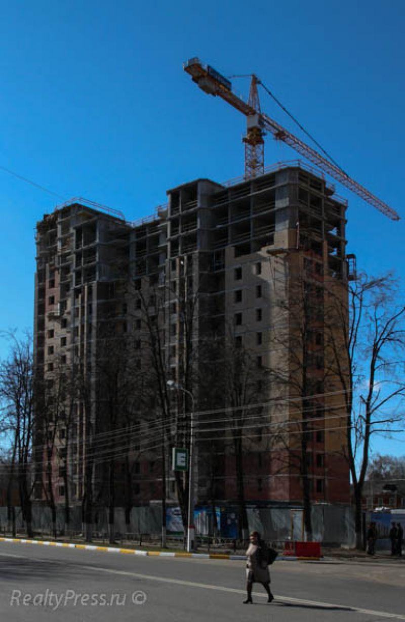 г. Раменское, мкр-н 5, ул.Чугунова, д. 23-25 (строит. адрес) | Раменское