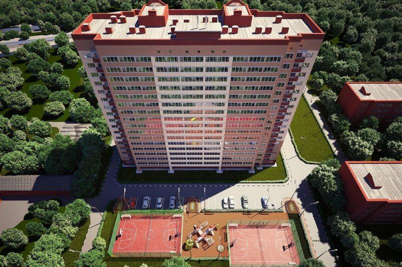 ЖК на ул. Серпуховская, 3А (г. Климовск) | Климовск