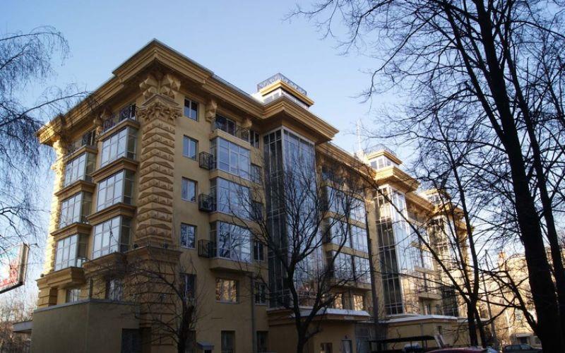 ЖК «Николаевский дом» | Центральный АО