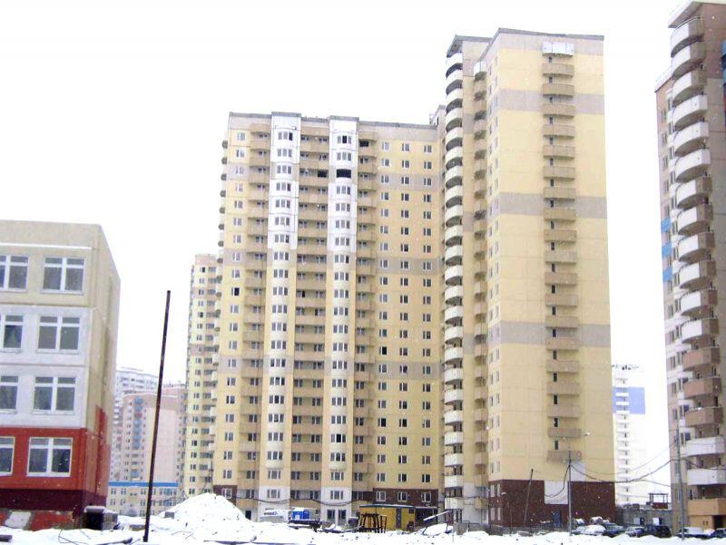 Павшинская пойма, мкр. 3, корп. 5 (г. Красногорск) | Красногорск