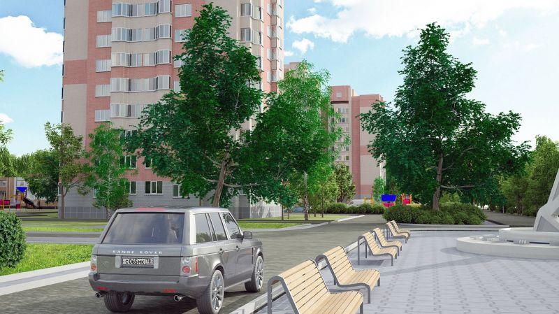 Жилой комплекс «Электросталь», д. 11, 12   Электросталь