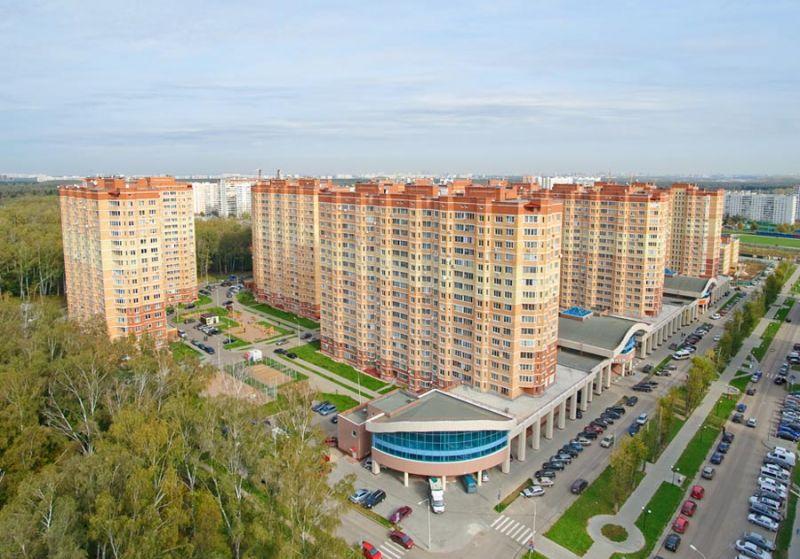 """Жилой комплекс """"Юго-Западный""""   Московский"""