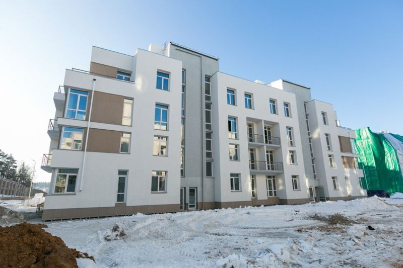 "Жилой квартал ""Аристово-Митино"" | Красногорск"