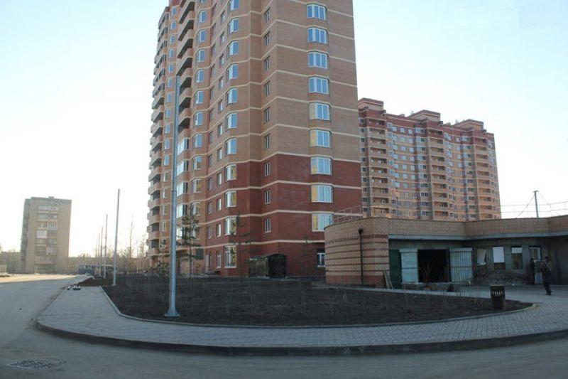 Жилой дом в микрорайоне № 4, корп. 3 (г. Дзержинский) | Дзержинский