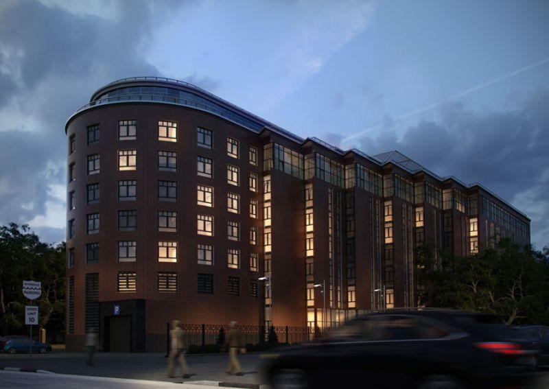 "ЖК ""Riverdale Apartments"" (Ривердейл апартаментс) | Южный АО"