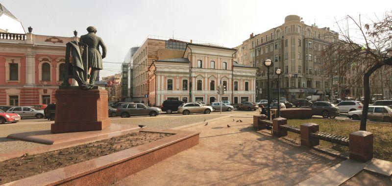 Еропкинский пер., д. 16 | Центральный АО