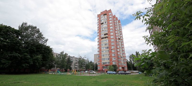 г. Подольск, Октябрьский проспект, д. 21б | Подольск