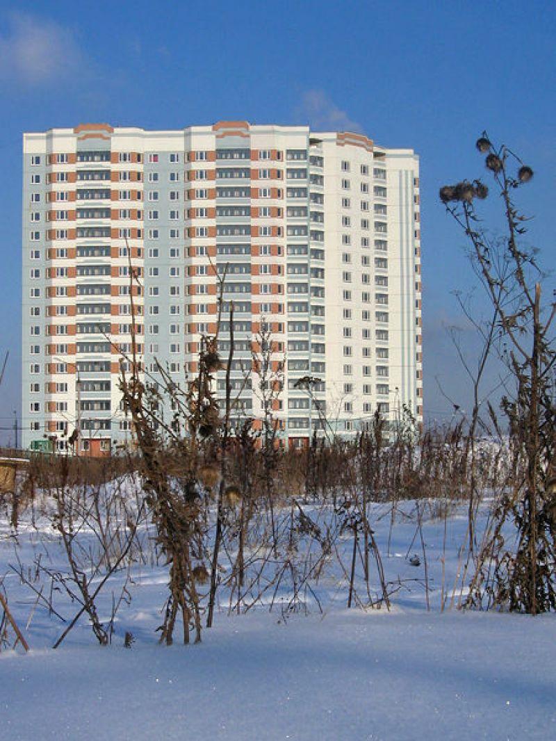 г. Серпухов, мкр. Ивановские дворики, Московское шоссе, корп. 4   Серпухов