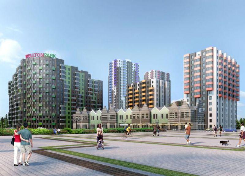 WELLTON PARK Новая Сходня | Солнечногорск