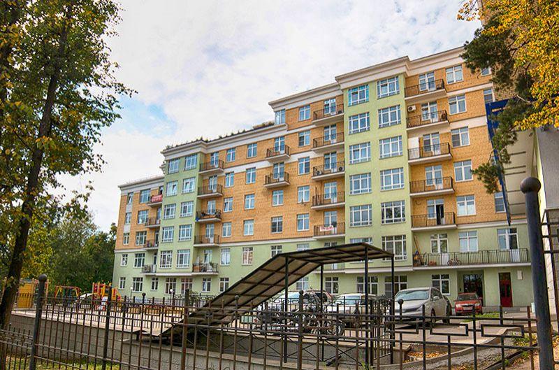 "ЖК ""Дом на Дворянской"" | Звенигород"